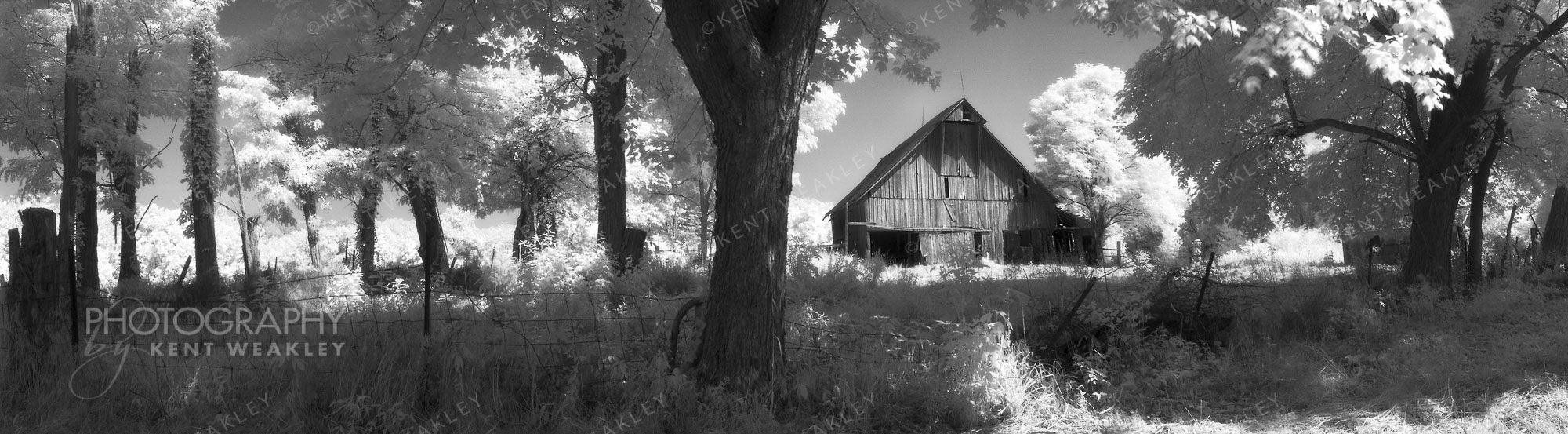 Infrared Black and White Panoramic Landscape Gallery by ...